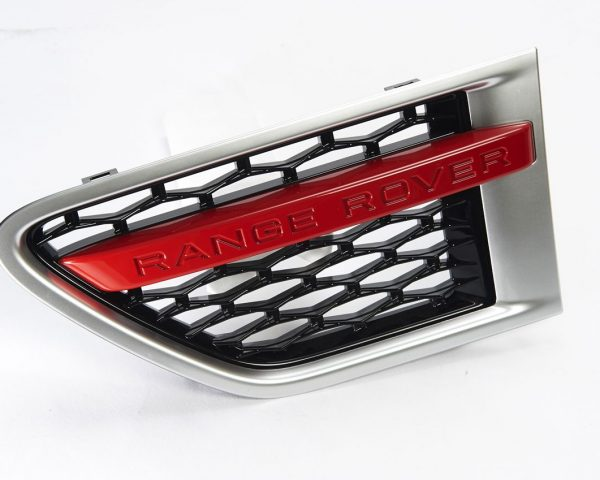 Injection Moulding Range Rover