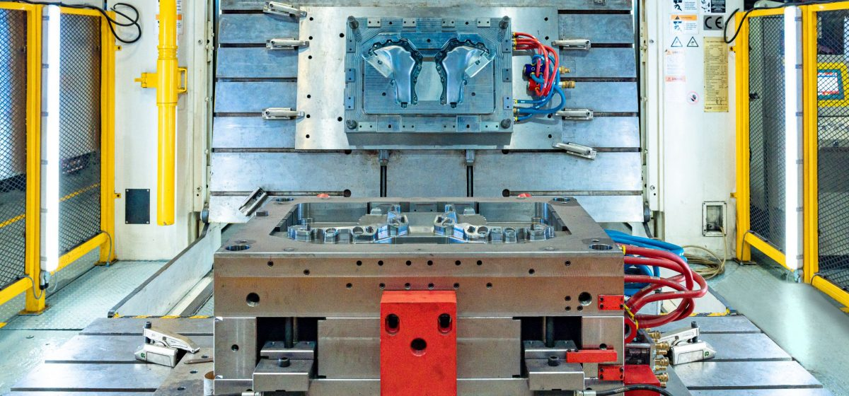 Injection Mould Tooling