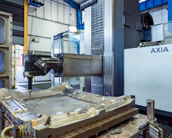 UK Tooling Machine