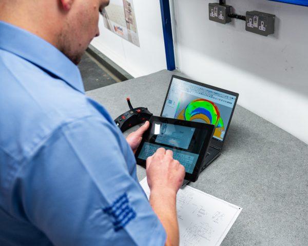Reverse Engineering Inspection